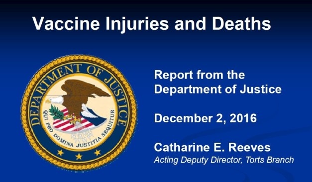 Nurses and Healthcare Workers Across the U.S. Are Refusing Mandatory Flu Vaccines December-2016-report-vaccine-injuries-and-deaths-doj
