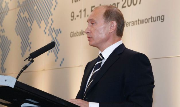 Putin Foresaw Death of US Global Power
