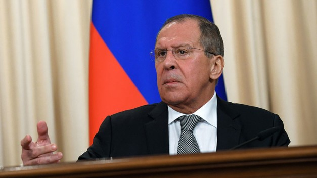 'They can't beat us fairly' — Lavrov on Olympic ban of Russia