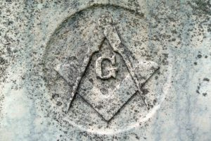 god of freemasonry masonic G