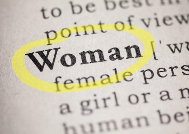 1. Woman