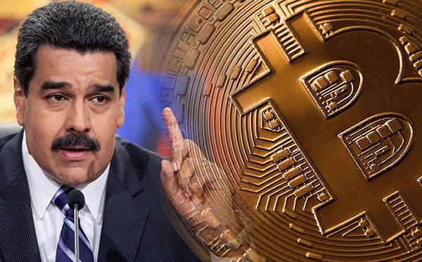 nicholas maduro venezuela petro