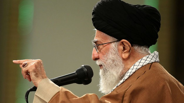 'We'll talk when we step into America': Iran's regional affairs none of US business, Khamenei says