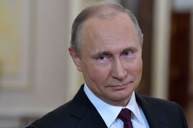 """America's leading intelligence agencies concluded last year that Russian President Vladimir Putin himself had directed a broad intelligence effort to influence the US election, but he says, """"So what?"""""""