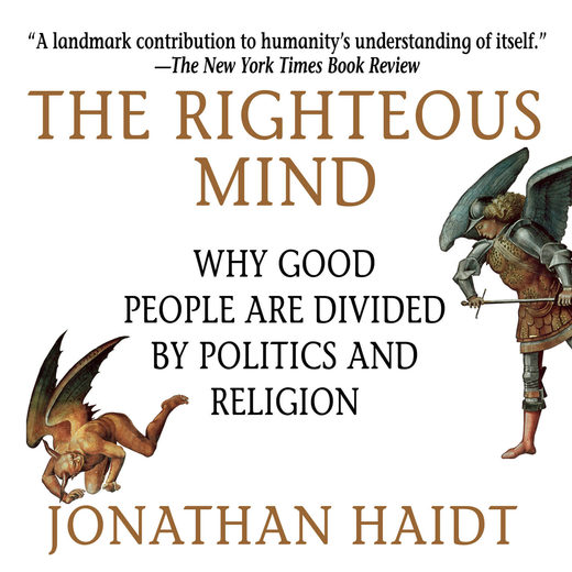 haidt righteous mind