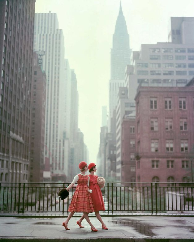 Ladylike In Nyc, 1958