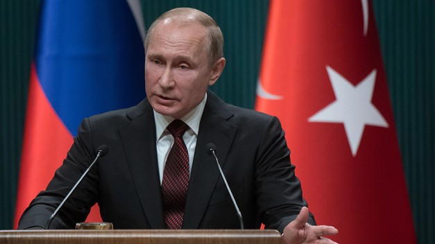 We don't want apologies, we want common sense to triumph – Putin on Skripal saga