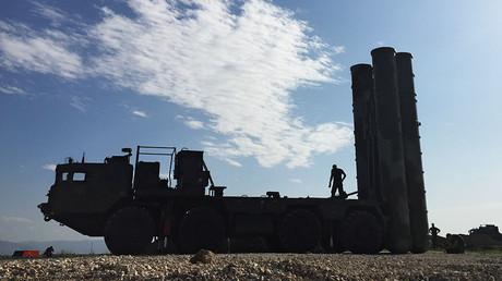 FILE PHOTO: An S-400 air defence missile system. ©Dmitriy Vinogradov