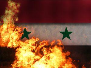 us allies in syria world war III