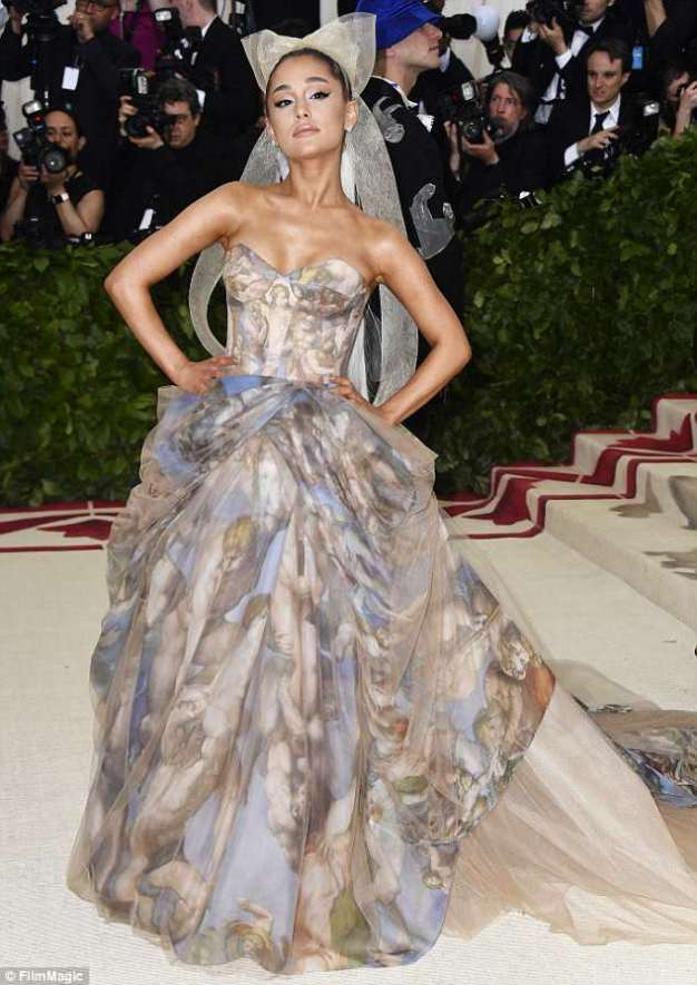 Sickening Bastards: The 2018 Met Gala: Because the Industry Loves Blasphemy 4bf47e1700000578-0-image-m-122_1525801628034