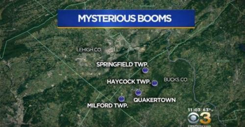 Mystery Booms Heard Across Pennsylvania Continue To Baffle FBI, Local Authorities Booms20pennsylvania_0