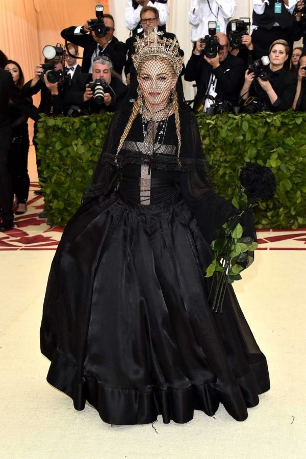 Sickening Bastards: The 2018 Met Gala: Because the Industry Loves Blasphemy Gettyimages-955766588_master-e1525873421953