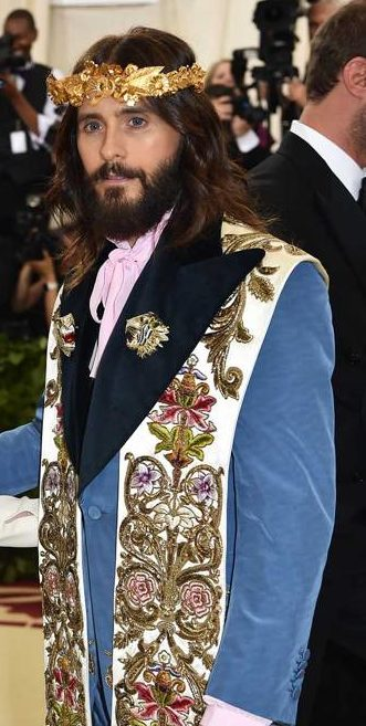 Sickening Bastards: The 2018 Met Gala: Because the Industry Loves Blasphemy Gettyimages-955779876_master-e1525876258852