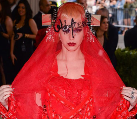 Sickening Bastards: The 2018 Met Gala: Because the Industry Loves Blasphemy Leadperry2-e1525879856340