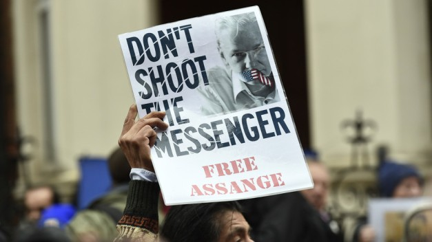Free speech is dead: WikiLeaks' Julian Assange deserved Nobel Peace Prize, not the loss of liberty