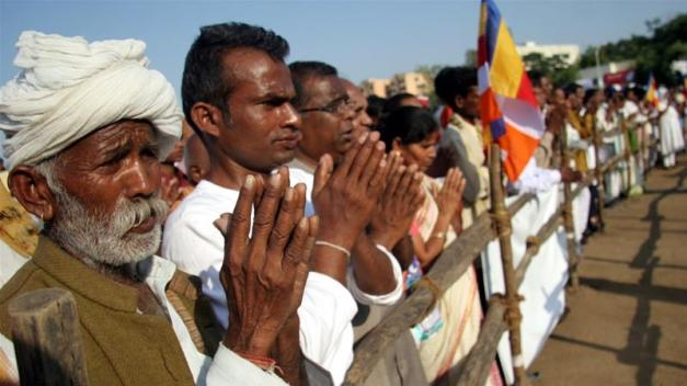 There is a long-standing history of conversion of Hindu Dalits to other religions in various states of India [Reuters]