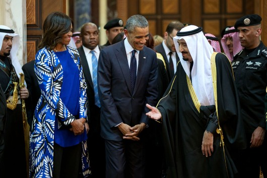 Image result for Saudi arabia and Obama