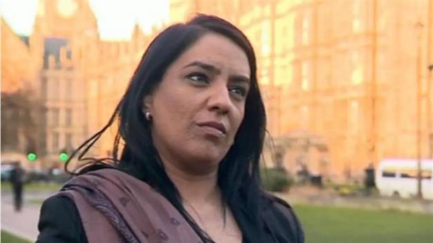 British MP Naz Shah (File photo)
