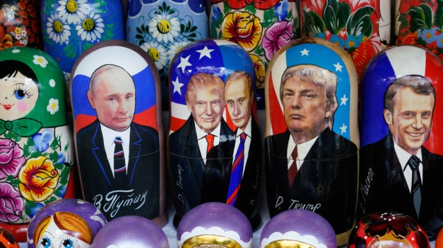 US-Russia ties have 'never been worse' thanks to US 'foolishness and stupidity' – Trump