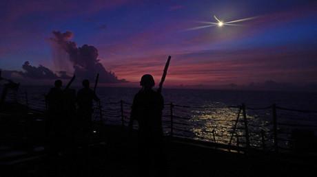 © Sonja Wickard/US Navy