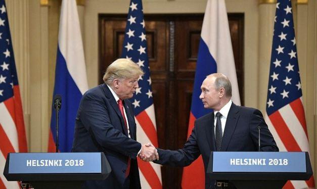 Western Collapse... Scapegoating Trump & Putin