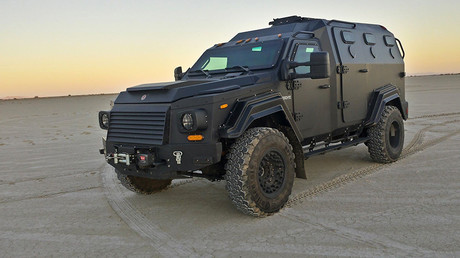 FILE PHOTO © Terradyne Armored Vehicles / Facebook