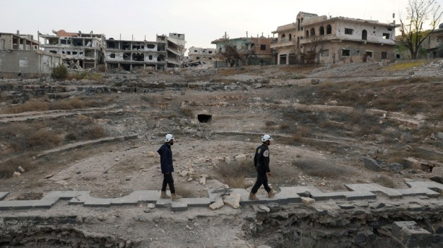 Decision to bring White Helmets to Canada dangerous and criminal