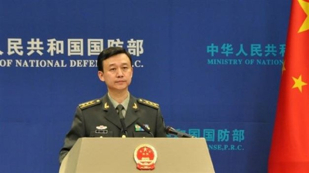 China's Defense Ministry spokesman Colonel Wu Qian (File photo)