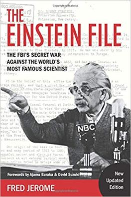 The Einstein File Fred Jerome