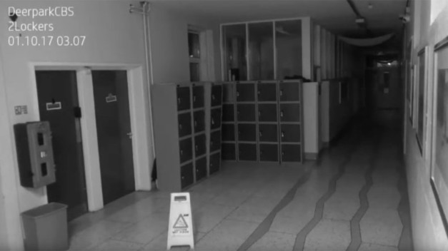 'Poltergeist' wreaks havoc at historic Irish school in spine-chilling CCTV footage 59d63e17fc7e93ec4b8b4569