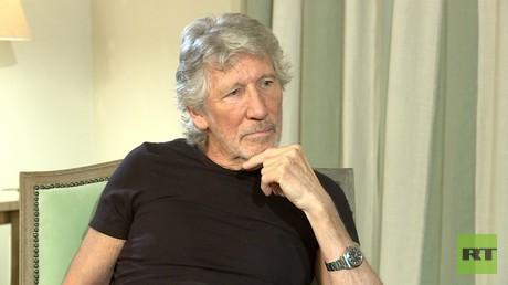 Pink Floyd ex-frontman Roger Waters