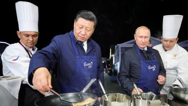 Russia & China cooking up joint projects worth more than $100bn
