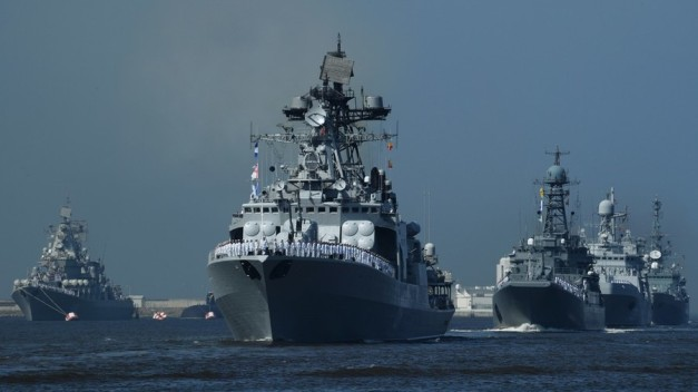 Naval blockade would mean 'war': Moscow slams US idea of hampering Russian trade