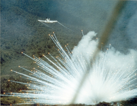 Image result for white phosphorus attacks