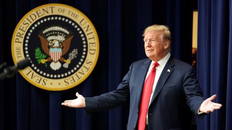 US President Donald Trump © Jonathan Ernst
