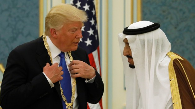 Trump told Saudi King he wouldn't last '2 weeks' without US support