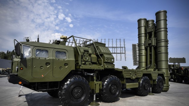 Russia to supply India with 5 S-400 systems, defying Washington sanctions