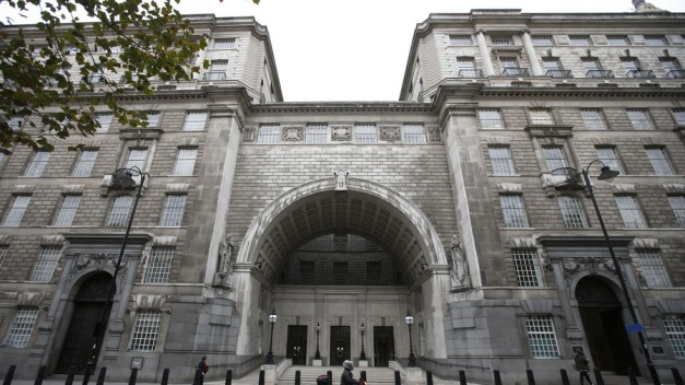British intelligence now officially a by-word for organized crime