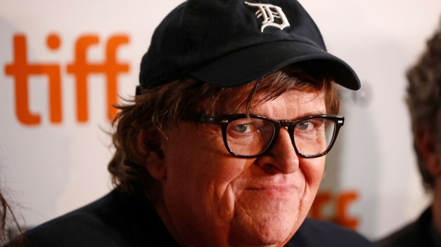 America could be in 'last days of democracy' – anti-Trump filmmaker Michael Moore