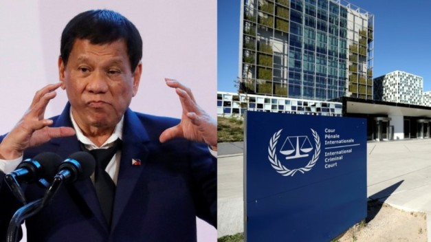 'Go find a court for monsters': Duterte lashes out at ICC 'idiots'