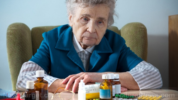 Image: Medical marijuana goes mainstream as seniors look to relieve chronic pain