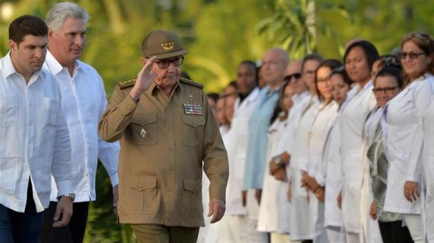 Cuba celebrates 60 years since Castro's communist revolution