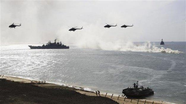 PressTV-Russia, Ukraine engage in Black Sea standoff