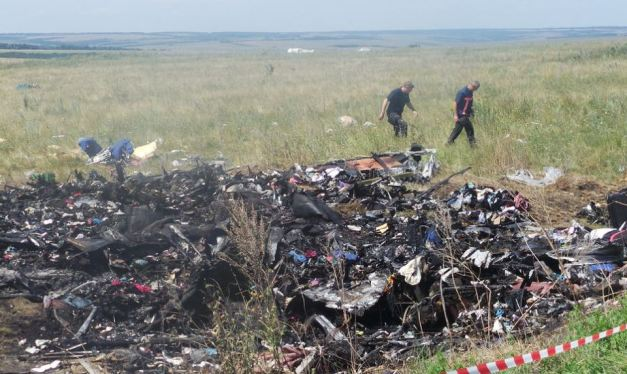 MH17 Turnabout: Ukraine's Guilt Now Proven