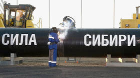 Power of Siberia: Russia's 3000 km gas pipeline to China 99% complete