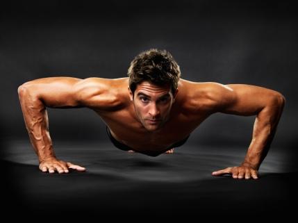 Image result for men pushups