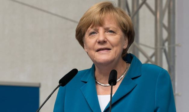 Merkel Stands Against Trump's Energy Dominance