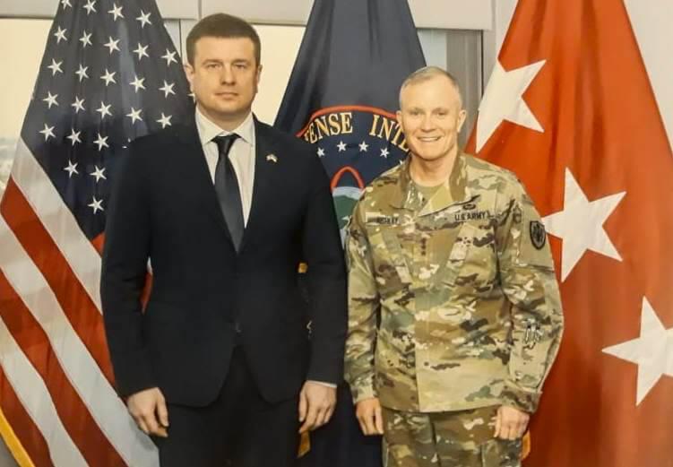 US Ukraine Intelligence