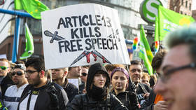The new EU copyright law closes the book on free speech online. That's a feature, not a bug.