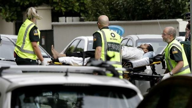 PressTV-49 killed in 'terrorist' attack on mosques in New Zealand